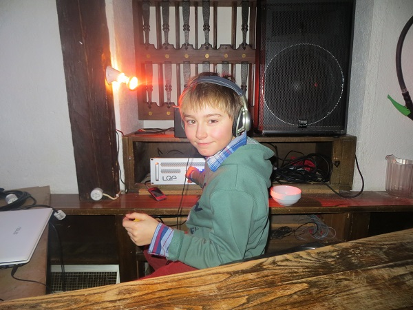 DJ Louis en 2014